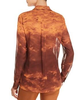 Lafayette 148 New York - Zora Printed Silk Blouse
