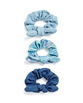 GiGi - Girls' Scrunchie, 3-Pack - 100% Exclusive