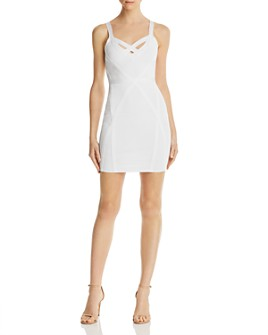 GUESS - Mirage Teasha Strappy Body-Con Dress