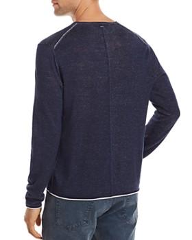 rag & bone - Trent Contrast-Trimmed Sweater