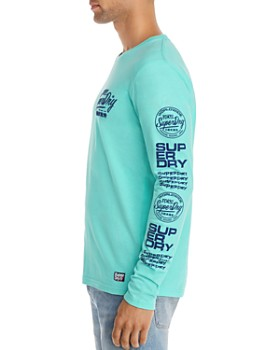 Superdry - Long-Sleeve Graphic Tee