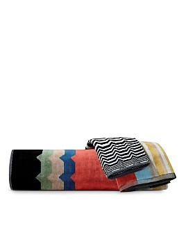 Missoni - Wolf Bath Collection