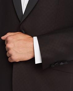 Ted Baker - Geometric Jacquard Slim Fit Dinner Jacket