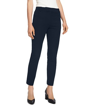 1.STATE - Straight-Leg Cropped Pants