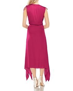 VINCE CAMUTO - Sleeveless V-Neck Dress
