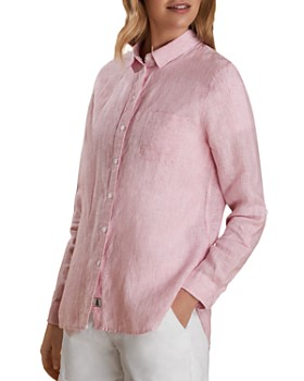Barbour - Marine Linen Shirt