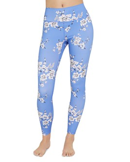 Spiritual Gangster - Perfect High-Rise Floral Leggings