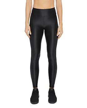KORAL - Dynamic Duo Mesh-Inset Leggings