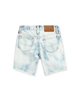 Ralph Lauren - Boys' Faded Denim Cutoff Shorts - Little Kid