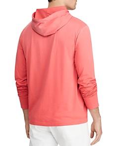 Polo Ralph Lauren - Long-Sleeve Hooded Graphic Tee