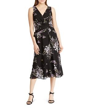 Ralph Lauren - Floral Midi Dress