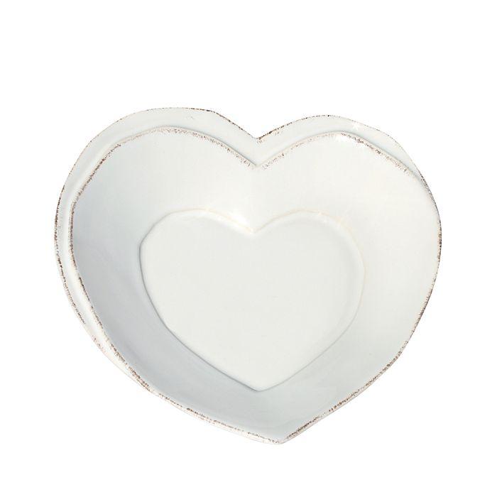 VIETRI - Lastra Heart Dish