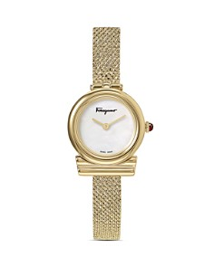 Salvatore Ferragamo - Gancini Slim Watch, 22mm