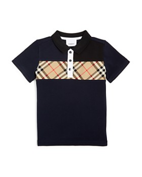 14b9858eaf40 Burberry - Boys' Jeff Polo Shirt - Little Kid, Big Kid