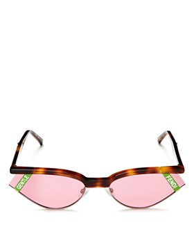 Fendi - Women's Gentle Monster x Fendi Cat Eye Sunglasses, 61mm