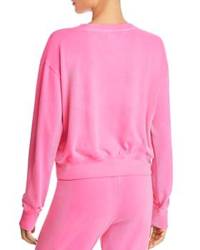 Sundry - Warm & Sunny Cropped Sweatshirt
