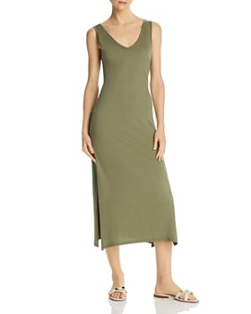Joie - Conall Tie-Back Midi Dress
