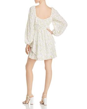 For Love & Lemons - Strudel Floral Mini Dress