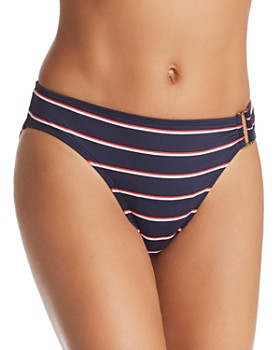 Ralph Lauren - Dylan Striped Hipster Bikini Bottom