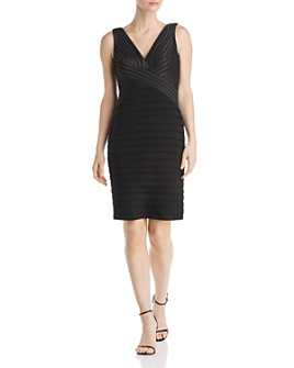 Avery G - Banded Sheath Dress