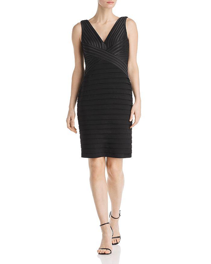 Avery G - Banded Sheath Dress