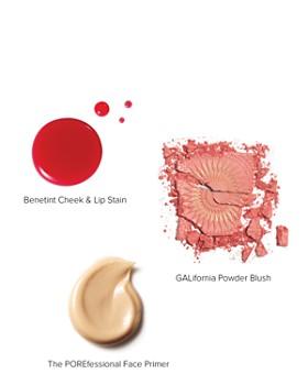 Benefit Cosmetics - West Coast Wonders Mini Face & Lip Set ($41 value)