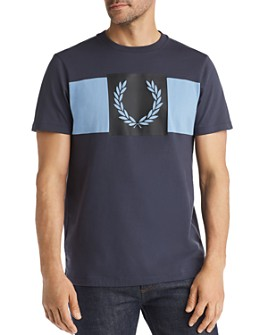 Fred Perry - Laurel Wreath Graphic Tee