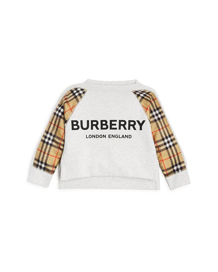 Burberry - Girls' Ester Sweatshirt - Little Kid, Big Kid