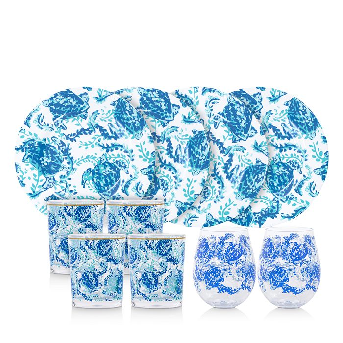 Lilly Pulitzer - Turtley Awesome Collection
