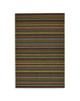 "Chilewich - Skinny Stripe Shag Utility Mat, 24"" x 36"""