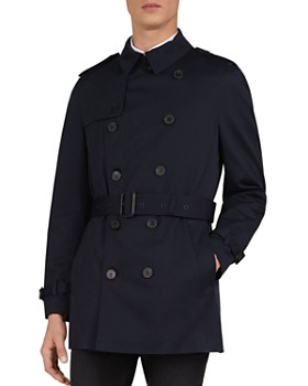 The Kooples - Lemal Double-Breasted Short Coat