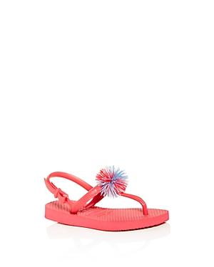 havaianas Girls' Freedom Slim Sandals - Toddler, Little Kid