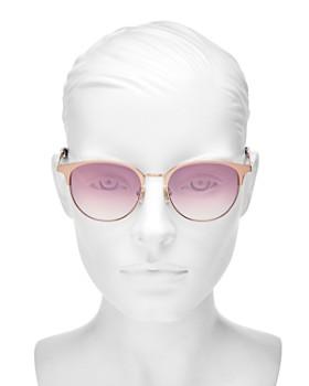kate spade new york - Women's Joelynn Round Sunglasses, 52mm