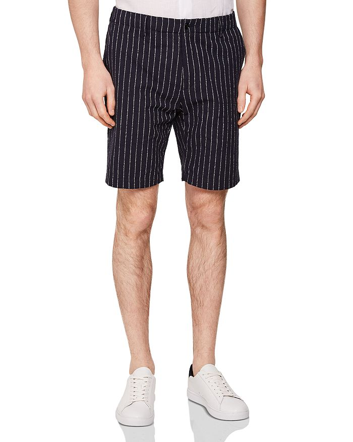 REISS - Plynth Striped Shorts