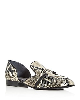 Sigerson Morrison - Women's Smianthe Square-Toe d'Orsay Loafers
