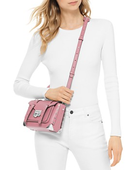 MICHAEL Michael Kors - Manhattan Small Messenger Crossbody