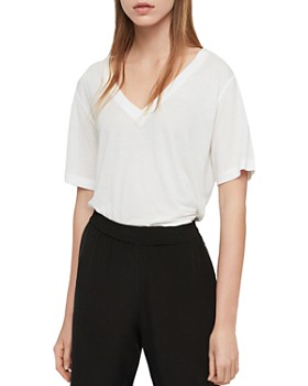 ac43d0b741795 ALLSAINTS Women's Tops: Graphic Tees, T-Shirts & More - Bloomingdale's