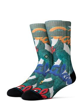 Stance - Aloha Leaves Socks