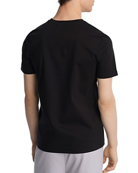 KARL LAGERFELD Paris - Embroidered Signature Tee