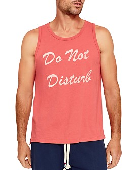 SOL ANGELES - Do Not Disturb Graphic Tank