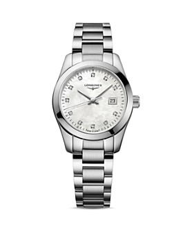 Longines - Conquest Classic Watch, 29.5mm