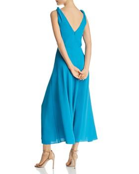 Betsey Johnson - Crepe Georgette Midi Dress