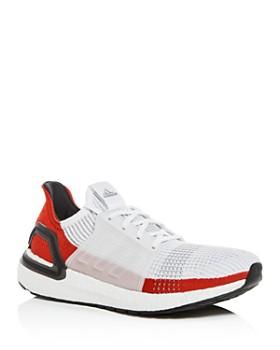 Adidas - Men's Ultraboost 19 Knit Low-Top Sneakers
