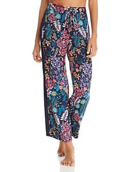 Josie - Floral Drawstring Pants
