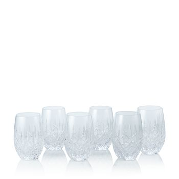 Waterford - Araglin Encore Stemless Wine Glasses, Set of 6 - 100% Exclusive