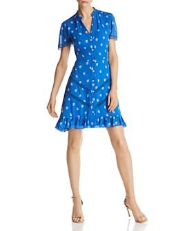 Shoshanna - Marlene Floral Dress