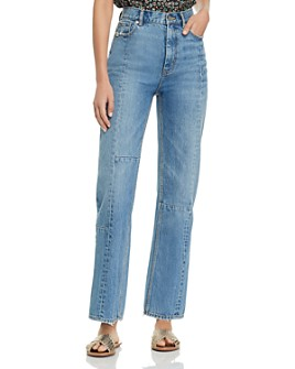 Rebecca Taylor - Patched Jeans in Ete Patch Wash