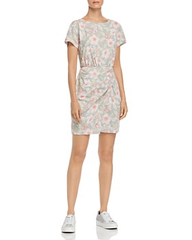 Rebecca Taylor - Kamea Floral Jersey Dress