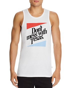 WeSC - Hank Texas Graphic Tank