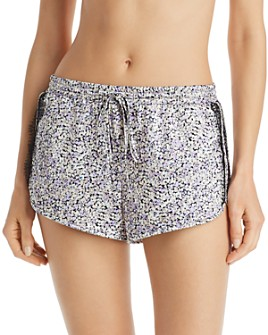 Jason Wu - Stretch Satin Runner Shorts